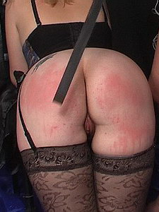 Amateur Caning To Tears Video
