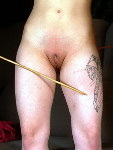 Crystel Leis Caning