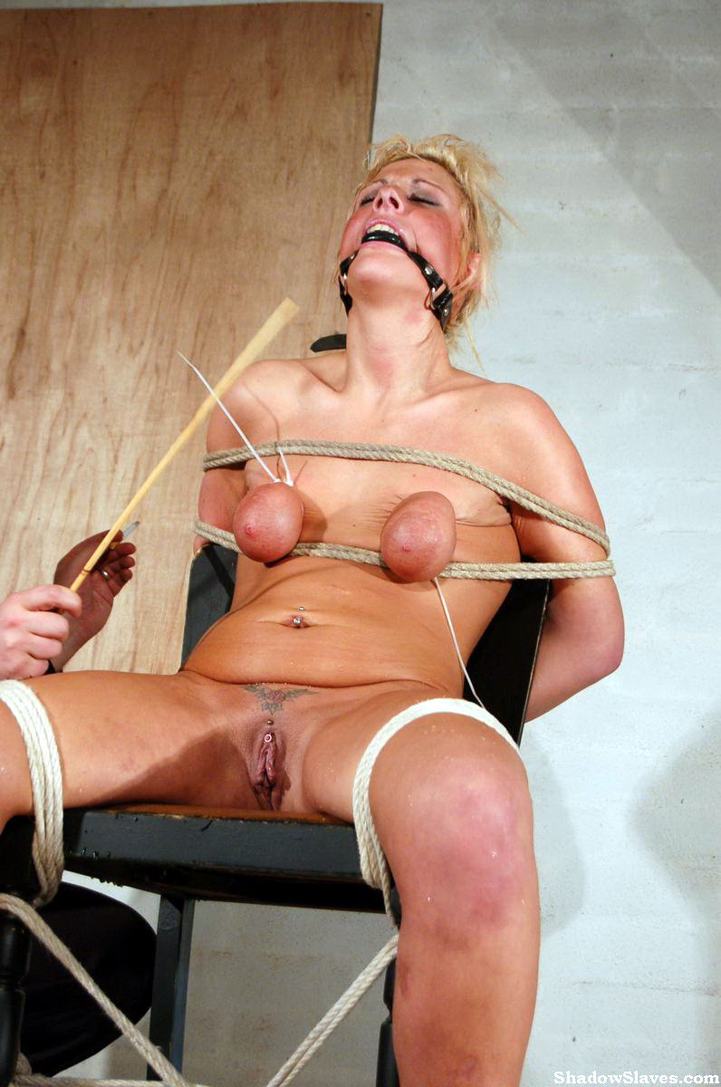 Bondage and caning